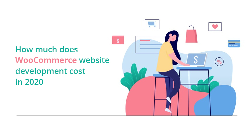 How much does WooCommerce website development cost in 2020